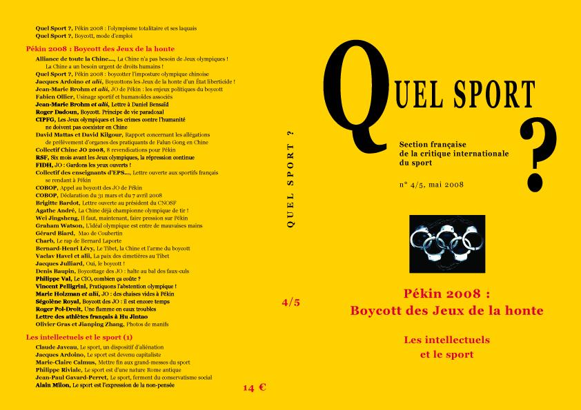 couv QS4
